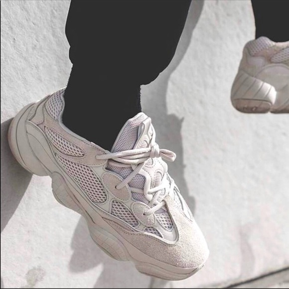 quality design 7f80d 9e97e Yeezy 500 blush men's size 9 available NWT